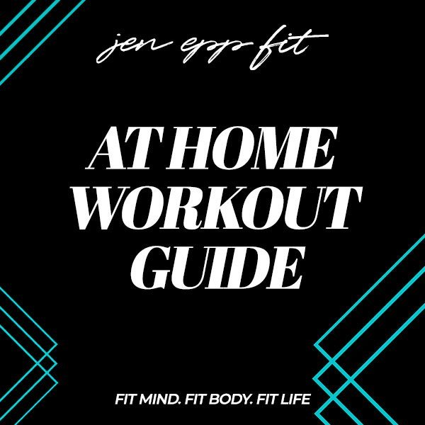 At Home Workout Guide Product